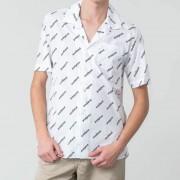 Soulland Cornwall Shirt White
