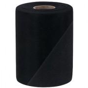Falk Fabrics Tulle Spool 6-Inch by 100-Yard Black