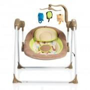 Leagan electric BABY SWING - culoarea cappuchino