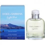 Dolce & Gabbana Light Blue Discover Vulcano Pour Homme тоалетна вода за мъже 125 мл.