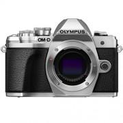 Olympus OM-D E-M10 mark III body silber