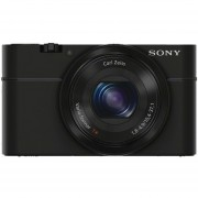 Sony DSC-RX100 20.2 MP Exmor CMOS Sensor Digital Camera With 3.6x Zoom