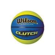 Bola De Basquete Clutch N.7 Azul/Verde Wilson