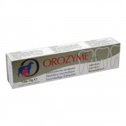 Ecuphar Orozyme® Enzymhaltige Zahnpasta mit Malzgeschmack für Hunde und Katzen