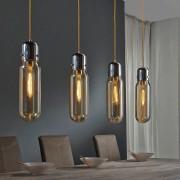 LUMZ Amberkleurige design hanglamp