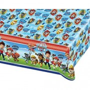 Amscan International 1.2 x 1.8 m Paw Patrol Plastic Tablecovers by International