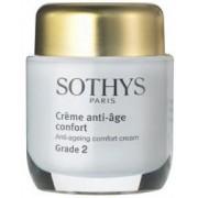 Sothys Anti-Ageing Cream Comfort Grade 2 - 50ml