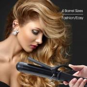 HTG 32MM Barrels Professional Hair Curling Iron HOT heat Hair Curling Iron Hair Curler iron Roller Big waver style tool HT052