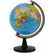Glob pamantesc, harta politica, diametru 21.4 cm
