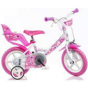 Kinderfiets Dino Bikes Little Heart 12 inch