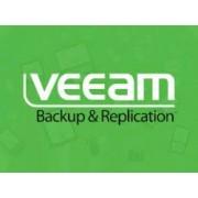 Backup incrementat 100GB folosind Veeam