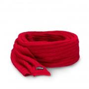 Zimowy szalik damski PaMaMi - Czerwony