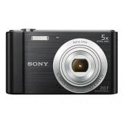 Sony DSC-W800/B Cámara Digital Compacta Cyber-Shot, color negro