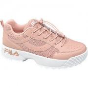 Fila Roze Chunky Fila sneaker
