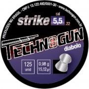 Chumbinho Technogun Strike Diabolo 5.5mm