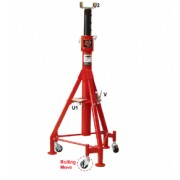 Suport mobil camioane 7 tone h1.295-1.905 mm Big Red