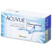 Johnson and Johnson Acuvue Oasys for Astigmatism (12 lentes)