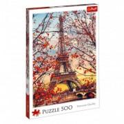 Trefl Puzzle Turnul Eiffel 500 piese