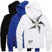 Fox Star Gazer Mini Pullover Hoody 2011 Blanco S