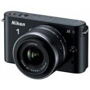 Nikon 1 digitalni fotoaparat sa zamenljivim objektivima J2 Crni set sa objektivima 10-30mm i 30-110mm 16977