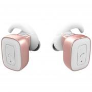 Audífonos Bluetooth Manos Libres Inalámbricos, TWS Q5 Audifonos Bluetooth Manos Libres True Mini Gemelos Sin Hilos En El Auricular De La Estereofonia Del Oído (oro De Rose)