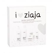 Ziaja Goat´s Milk confezione regalo doccia crema 500 ml + lozione corpo 400 ml + crema viso giorno 50 ml + crema mani 50 ml donna
