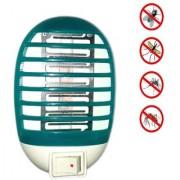 LED Mosquito Killing Lamp Insect Trap Zapper Repeller Electric EU Plug.