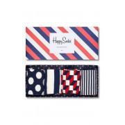 Happy Socks - Чорапи Giftbox (4-бройки)