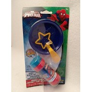 Spiderman Spider-man Bubble Wand 3 Piece Blowing Fun Kids Summer Spring Play Mini