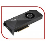 Видеокарта ASUS GeForce RTX 2070 Turbo 1410Mhz PCI-E 3.0 8192Mb 14000Mhz 256 bit 2xDP 2xHDMI HDCP TURBO-RTX2070-8G-EVO