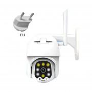Cámara inalámbrica Wifi Monitor exterior HD 360 grados de rotación 8LE