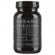 Kiki Health Spirulina Biológica em Comprimidos da (200 comprimidos)