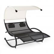 Blumfeldt Suncruise leagăn - canapea dublă șezlong din poliester (GDW9-Suncruise)