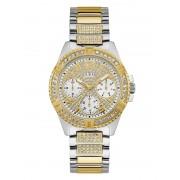 Guess Multifunctioneel Horloge Staal - Goud multi - Size: T/U