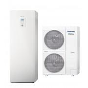 Термопомпа въздух вода Panasonic Aquarea All in One T-CAP 12 kW