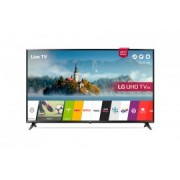 "LG 55UJ630V 55"" 4K Ultra HD Smart TV Wifi Negro, Titanio LED TV"