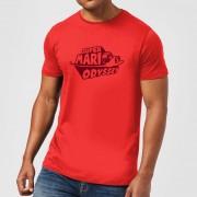 Nintendo Camiseta Nintendo Super Mario Odyssey Logo - Hombre - Rojo - M - Rojo