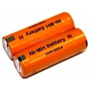 HHR-120AA akkumulátor-szett borotvához 2,4V - 1200mAh