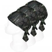 Merkloos 10x Bandanas leger camouflageprint voor kinderen/volwassenen