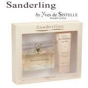 Paris Bleu Sanderling - zestaw, woda perfumowana, balsam do ciała