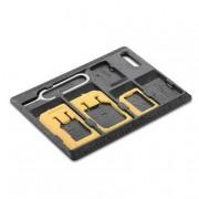 Cellular Line Sim Adapter Kit Pratico Kit per avere sempre tutte le SIM