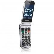 "Brondi Amico Mio 3g Telefono Cellulare Senior Dual Sim Display Tft 2,4"" Tasto So"