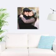 YourSurprise Foto op houten planken - 60 x 60 cm