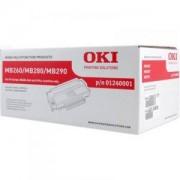 Тонер касета за OKI MB 260/280/290 - P№ 01240001 - 101OKIMB290H