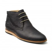 Croft Viper Shoes Black FLP658