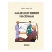 Management sistemic educational.