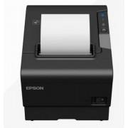 Epson TM-T88VI-iHub - ePOS USB/Etherneet Bon-Drucker - Schwarz