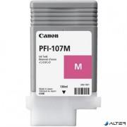 PFI-107M Tintapatron iPF780, 770 nyomtatóhoz, CANON, magenta, 130ml