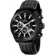 Ceas barbatesc Festina F16901/1 Dual-Time Cronograf 44mm 10ATM