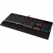 Tastatura Gaming Corsair K70 LUX RGB LED Cherry MX Brown